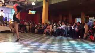 Leticia Juarez Shine Competition caribe