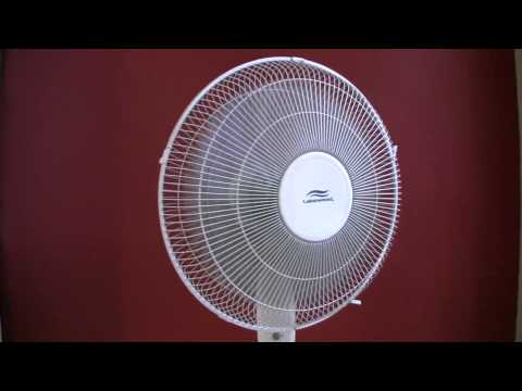 Oscillating Fan (3 Hours)