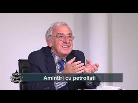 Seniorii Petrolului Românesc Gheorghe  Buliga em1 03 10 2018