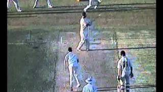 The Worst Cricket Wicket Ever!!!
