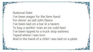 Chris LeDoux - Workin' Man's Dollar Lyrics