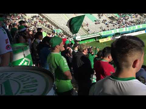 """""""💚🔝DEP. TEMUCO- LOS DEVOTOS EN TEMUCO V/S SERENA EN HD💚🔝CAMINO AL ASCENSO 2019 #VamosTemu"""" Barra: Los Devotos • Club: Deportes Temuco"""