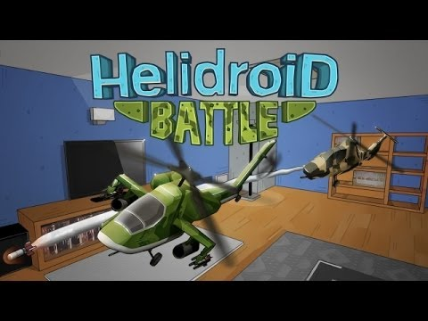 Video of Helidroid Battle: 3D RC Copter