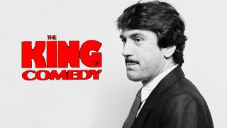 THE KING OF COMEDY   The Danger of Celebrity Worship