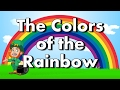 Colors of the Rainbow | Color Song for Kids | St. Patrick's Day Song | Jack Hartmann