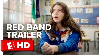 The Edge Of Seventeen Official Red Band Trailer 1 2016  Hailee Steinfeld Movie
