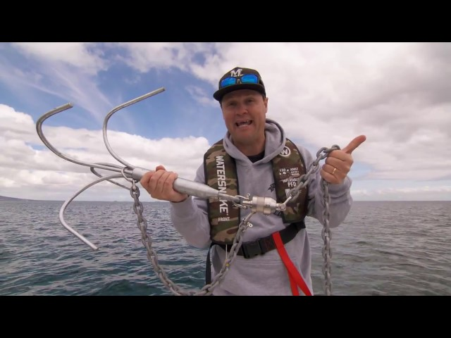 iFish Fishing and Boating tips - featuring Catch'n'Release anchor retrieval system