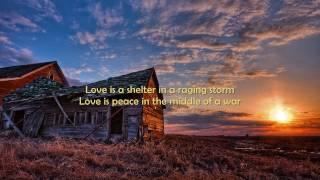 Warren Barfield - Love Is Not A Fight [Fireproof OST] [HD][Lyrics]