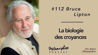 La biologie des croyances - Bruce Lipton