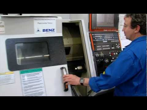 Werkzeugwechsel mit dem Modularen Schnellwechselsystem BENZ Solidfix®