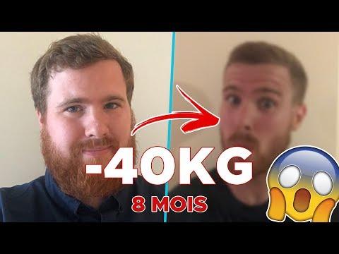 Perdre 15 kg de poids en 1 mois
