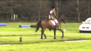 preview picture of video 'British Eventing: Kelsall Hill'