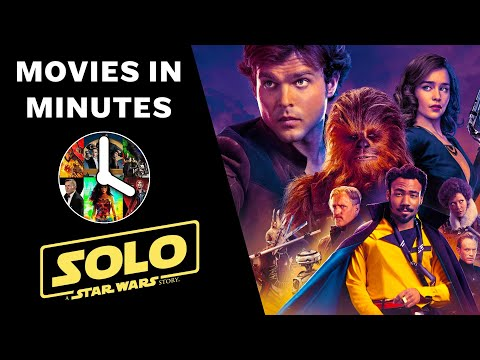Solo: A Star Wars Story in 3 minutes (Movie Recap)
