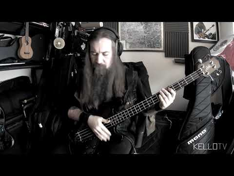 """Tool - """"Sober"""" (Bass Cover)"""