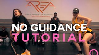 No Guidance (TUTORIAL / ONLINE CLASS) |Chris Brown ft. Drake || Lyrik London Choreography