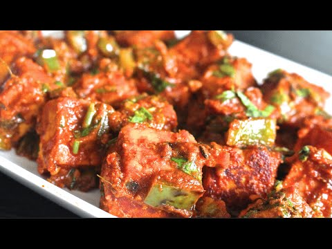 """Tawa Paneer Masala"" | Indian Vegetarian Recipe"