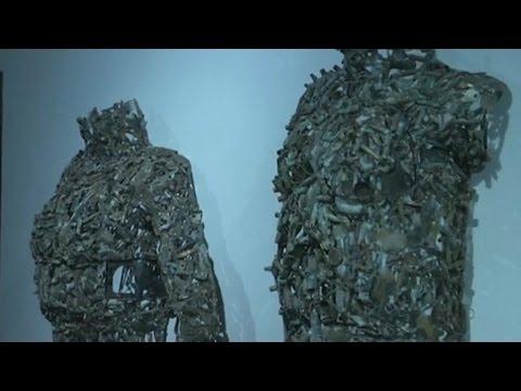 Sculpture: Quand l'art de la récup s'exprime