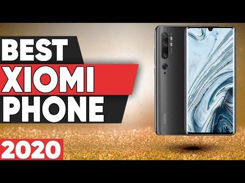 5 Best Xiaomi Phone in 2020