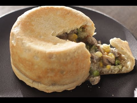 Vegetable Pot Pie | Sanjeev Kapoor Khazana