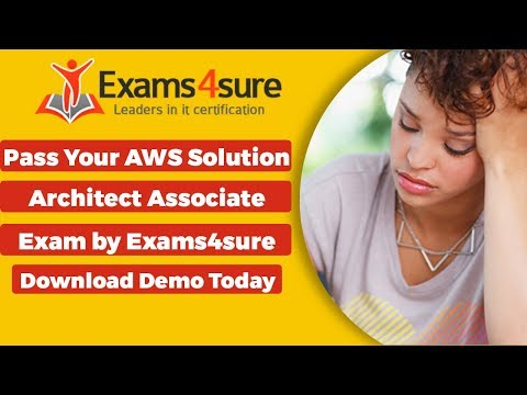 Download How I Passed The Aws Solutions Architect Associate