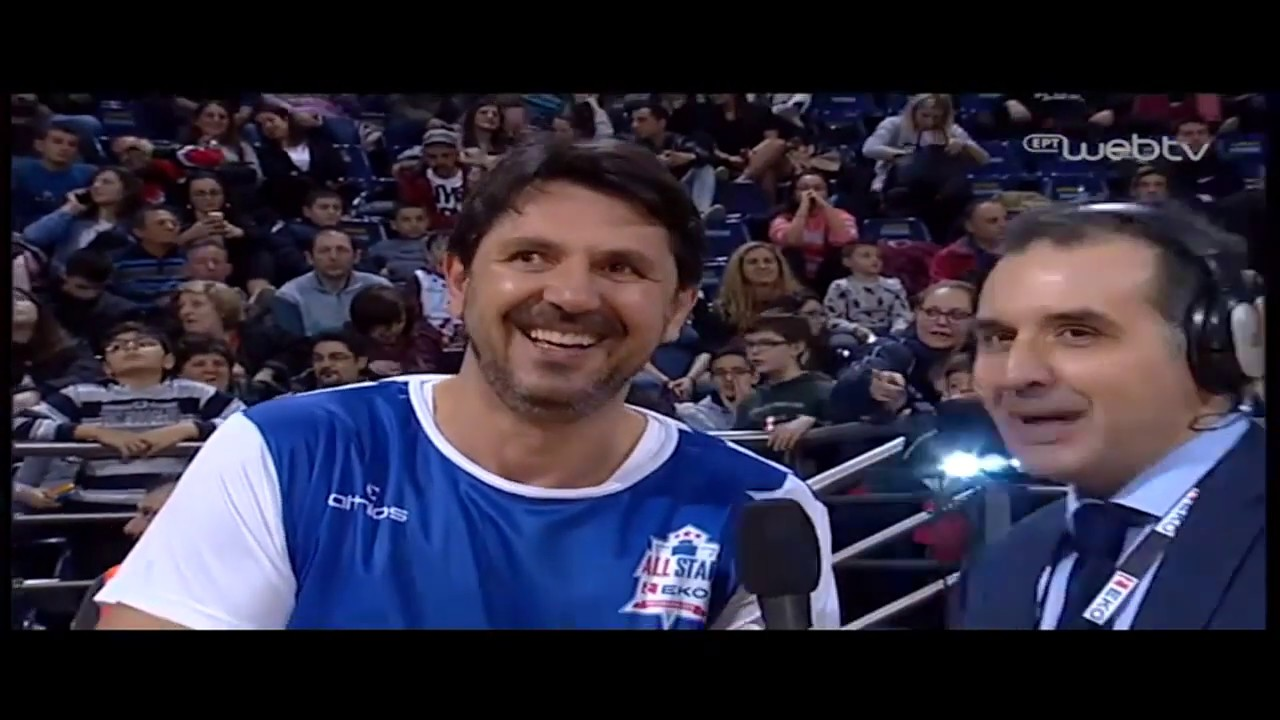 BASKET ALL STAR GAME 2019: Rising Stars – All Time Stars 120-115 | 9/2/2019 | ΕΡΤ