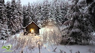 Relaxing Winter Piano Music: Meditation, Sleep, Relaxation & Background ★10