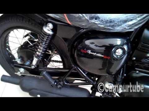 Suara Motor Kawasaki Estrella 250 FI 2014