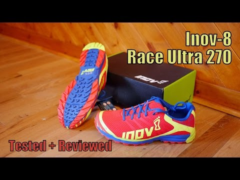 Inov8 Race Ultra 270 Tested + Reviewed