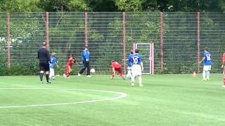 preview picture of video 'SV Planegg D1 FC Bayern (Hinrunde 2012)'