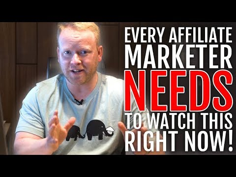 The #1 Issue That Affiliate Marketers Are Facing In 2019 ❗️