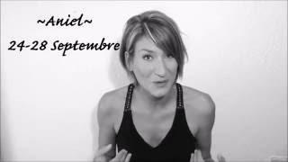 Aniel: du 24 au 28 Septembre