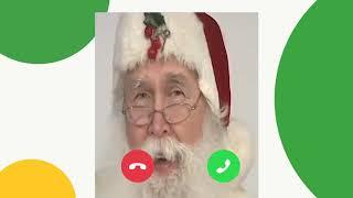 Call Video Santa Claus