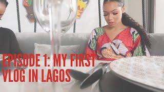 My First Vlog in Lagos Nigeria !