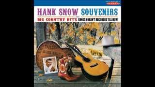 HANK SNOW - I'LL GO ON ALONE (1961)