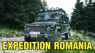 Offroad expedice Rumunsko / Offroad expedition Romania - EN subtitles