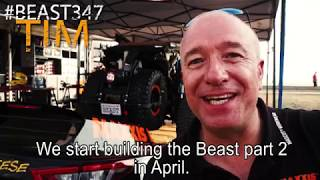 Startup Dakar 2019 with Tim and Tom Coronel and The Beast in Lima, Peru