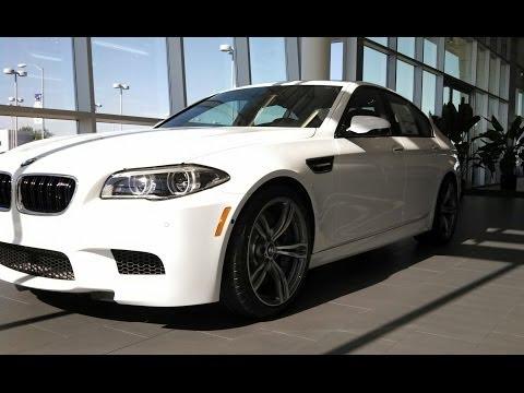 2014 BMW M5 Sedan - Sticker Shock $111K