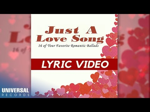 Just a Love Song Playlist: Love Songs of the '70s & '80s  (With Lyrics)