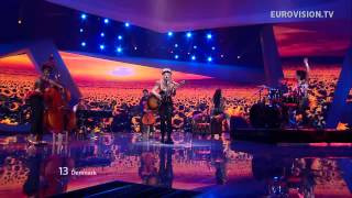 Soluna Samay - Should've Known Better - Live - 2012 Eurovision Song Contest Semi Final 1