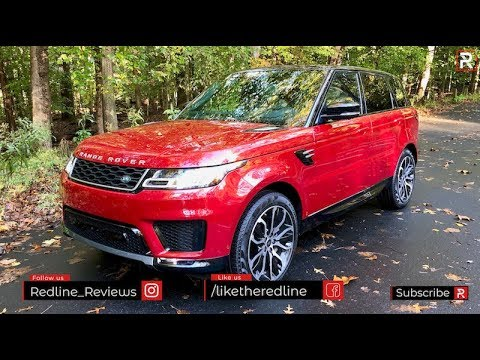 The 2020 Range Rover Sport MHEV is still an Enticing Luxury SUV with a Twincharged Engine