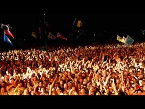 Coldplay - Violet Hill (Live at Glastonbury 2011)