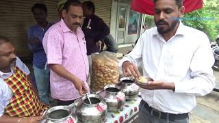 5 Flavours Pani Puri | Mouthwatering Pani Puri Eating at 10 Rs 5 Piece | Aditi Pani Puri Corner