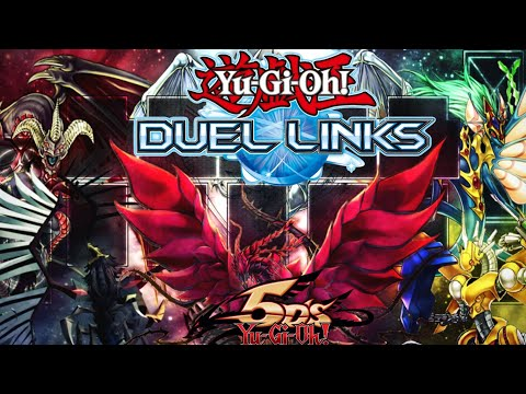 5DS IS OUT!! How to Unlock 5DS World + Characters (Yusei