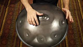 Saraz Handpan C Major 9