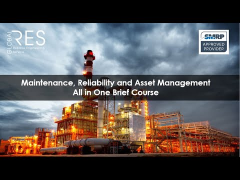 RES Global - Session 1 of Maintenance, Reliability and Asset ...