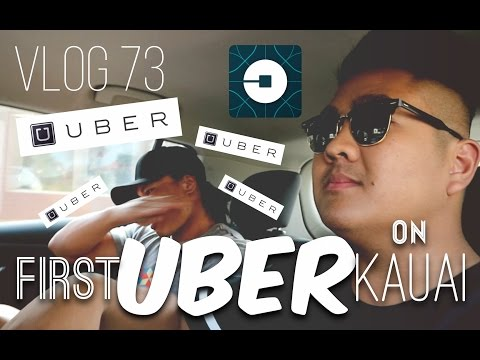 UBER IS ON KAUAI!!! (Vlog 73)