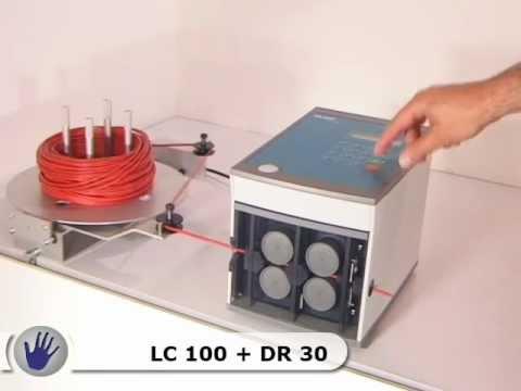 Автомат для резки проводов LC-100 (GLW)