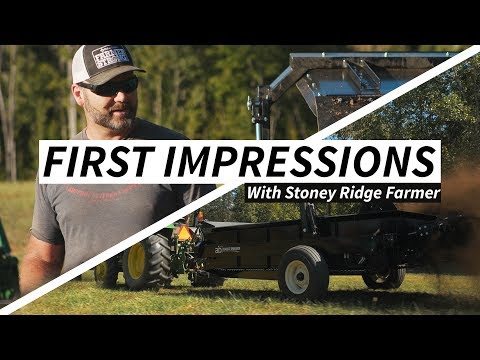 Stoney Ridge Farmer – ABI Manure Spreader