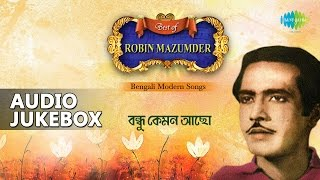 Best Of Robin Majumdar Songs | Bengali Songs | Audio Jukebox