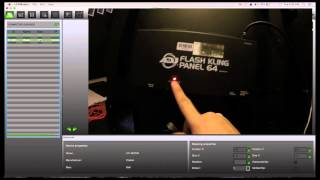 ArKaos LEDMaster Video Tutorial - 1. LEDMaster Tutorials - Setting up multiple panels PART 1